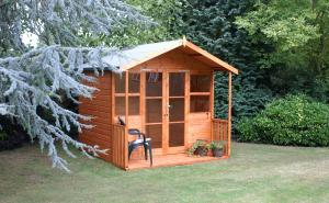The Popular Summerhouse